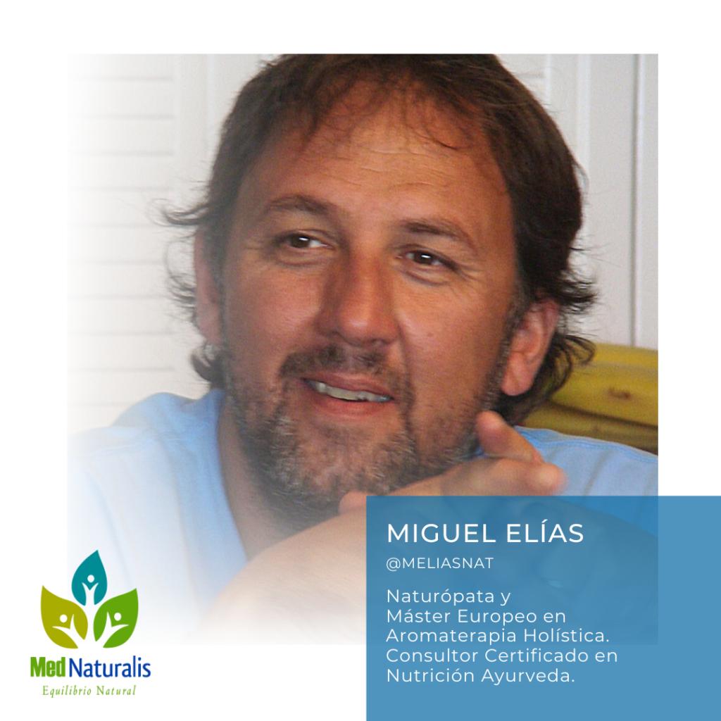 Miguel Elias MedNaturalis